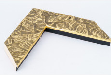 Gold Leaf Palm Moulding