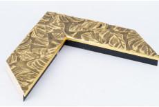 Gold Leaf Palm Moulding