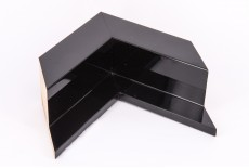 Shiny Black Float Moulding