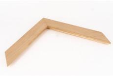 40mm Flat Plain Oak Veneer moulding