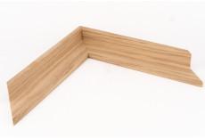 36mm Tray Plain Oak Veneer moulding