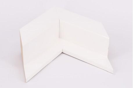 Shiny White Float Moulding