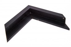 "1"" Float Frame, Black"
