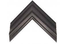 Large Black Reverse Moulding (DM 20BK)