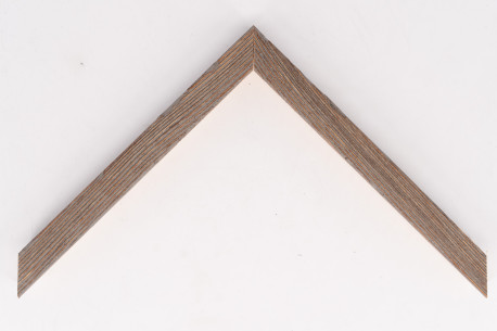 Small Distressed Driftwood Frame Grey