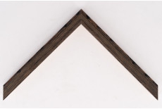 Small Distressed Driftwood Frame Brown