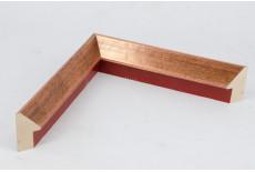 19x50mm Triangle Antique Copper