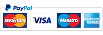 Available payment method logos for Flagship Framing.